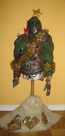 Merry Christmork von carlviking auf Deviantart - Verwendung unter CC-BY-SA