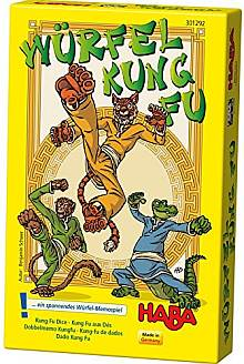 Würfel Kung Fu