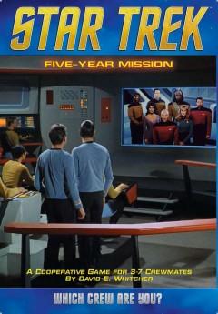 Star Trek: 5 Year Mission
