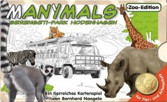 Manimals Serengeti Park