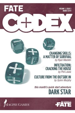 Fate Codex 1-2