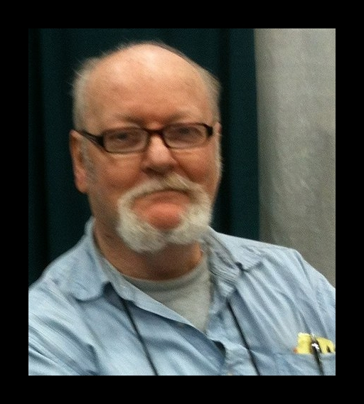 Game designer Rick Loomis at Gen Con Indy 2014 on August 15, 2014., foto: Wikipedia-User BOZ, Nutzunh unter CCA-SA 4.0